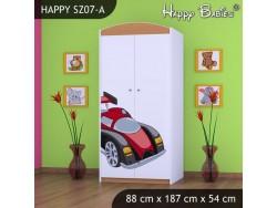 SZAFA HAPPY SZ07-A SUPER BOLID