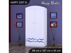SZAFA HAPPY SZ07-B STATEK