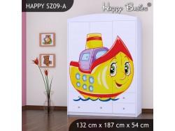 SZAFA HAPPY SZ09-A STATEK
