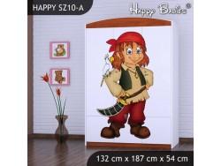 SZAFA HAPPY SZ10-A PIRAT