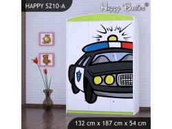 SZAFA HAPPY SZ10-A POLICJA