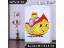 SZAFA HAPPY SZ10-A STATEK