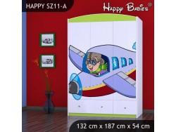 SZAFA HAPPY SZ11-A SAMOLOT