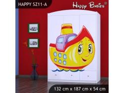 SZAFA HAPPY SZ11-A STATEK