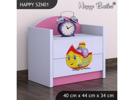 SZAFKA NISKA HAPPY SZN-01 STATEK