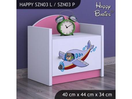 SZAFKA NISKA HAPPY SZN03 SAMOLOT
