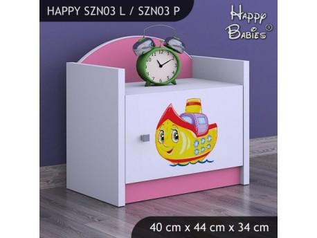 SZAFKA NISKA HAPPY SZN03 STATEK