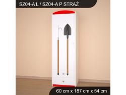 SZAFA STRAŻ SZ04-A