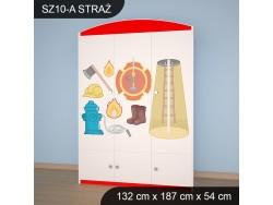 SZAFA STRAŻ SZ10-A