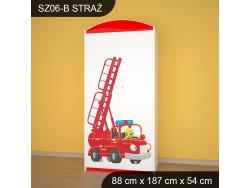 SZAFA STRAŻ SZ06-B