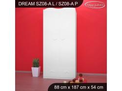 SZAFA DREAM SZ08-A