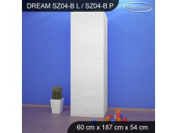 SZAFA DREAM SZ04-B
