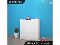 KOMODA DREAM K06