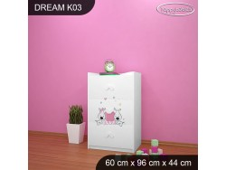 KOMODA DREAM K03 DM01