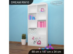REGAŁ WYSOKI DREAM RW10 DM01