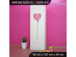 SZAFA DREAM SZ04-A DM01