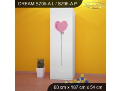 SZAFA DREAM SZ05-A DM01