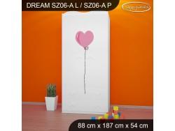SZAFA DREAM SZ06-A DM01