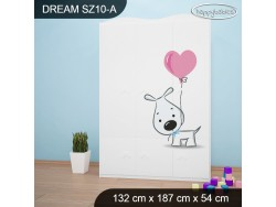 SZAFA DREAM SZ10-A DM01