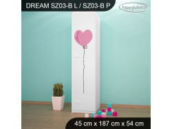 SZAFA DREAM SZ03-B DM01