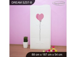 SZAFA DREAM SZ07-B DM01