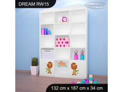 REGAŁ WYSOKI DREAM RW15 DM03