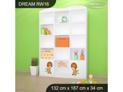 REGAŁ WYSOKI DREAM RW16 DM03