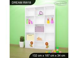 REGAŁ WYSOKI DREAM RW18 DM03