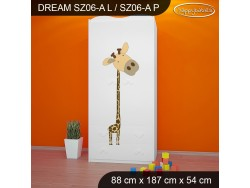 SZAFA DREAM SZ06-A DM03