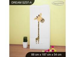 SZAFA DREAM SZ07-A DM03