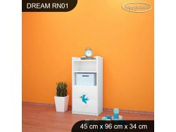 REGAŁ NISKI DREAM-RN01 DM02