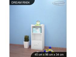 REGAŁ NISKI DREAM-RN04 DM02