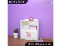 REGAŁ NISKI DREAM-RN10 DM02