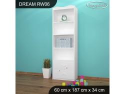 REGAŁ WYSOKI DREAM RW06 DM02