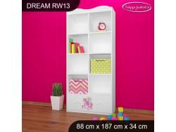 REGAŁ WYSOKI DREAM RW13 DM02