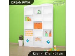 REGAŁ WYSOKI DREAM RW16 DM02
