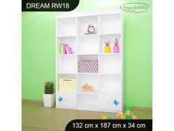 REGAŁ WYSOKI DREAM RW18 DM02