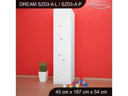 SZAFA DREAM SZ03-A DM02