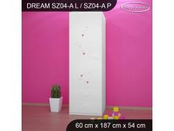 SZAFA DREAM SZ04-A DM02