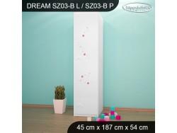 SZAFA DREAM SZ03-B DM02