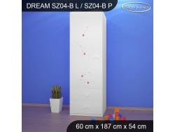 SZAFA DREAM SZ04-B DM02
