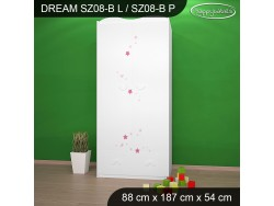 SZAFA DREAM SZ08-B DM02