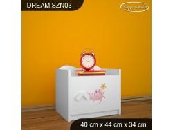 SZAFKA NISKA DREAM SZN03 DM02