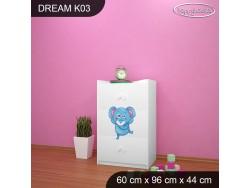 KOMODA DREAM K03 DM04