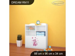 REGAŁ NISKI DREAM-RN11 DM04