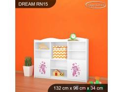 REGAŁ NISKI DREAM-RN15 DM04