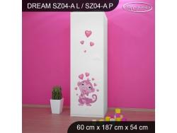 SZAFA DREAM SZ04-A DM04