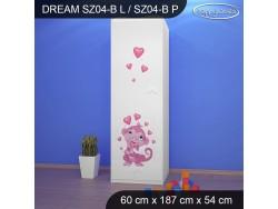 SZAFA DREAM SZ04-B DM04