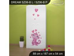 SZAFA DREAM SZ06-B DM04
