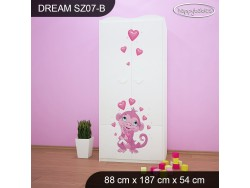 SZAFA DREAM SZ07-B DM04